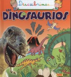 descubrimos dinosaurios-jacques beaumont-9788491673880