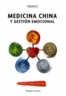 medicina china y gestión emocional-beatriz lopez garrido-9788441542181