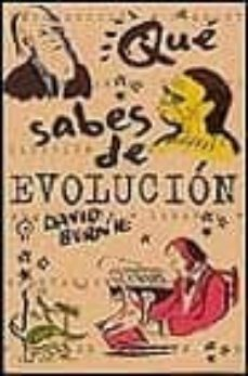 que sabes de evolucion-david burnie-9788440694607