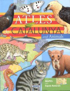 atles de catalunya amb animals-9788467733624