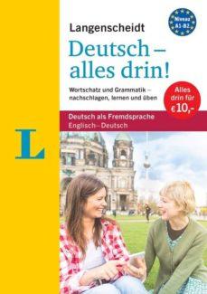 paquete gramatica y vocabulario aleman (langenscheidt)-9783125632905