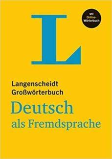 langenscheidt grossworterbuch deutsch als fremdsprache-dieter herausgegeben von götz-9783125140677