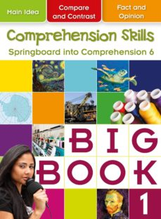 springboard into comprehension level 6 b-9781420279641