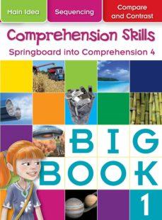 springboard into comprehension level 4 b-9781420276558