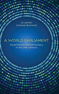 a world parliament-9783942282154