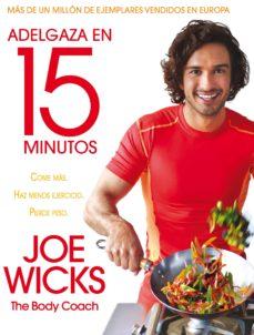 adelgaza en 15 minutos-joe wicks-9788416700479