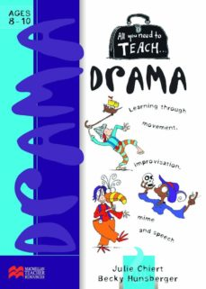 all you need to teach drama ages 8-10-9780732992651