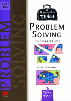 all you need to teach: problem solving ages .10+-9780732997687