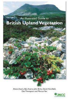 an illustrated guide to british upland vegetation-9781784270155