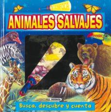 animales salvajes (enfoca)-9788430569830