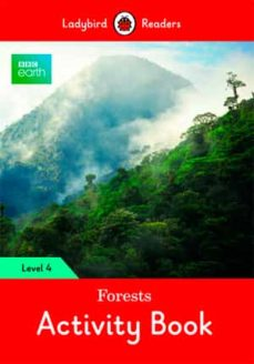 bbc earth: forests activity book: level 4 (ladybird readers)-9780241319734