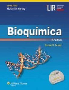 bioquimica (6ª ed.)-denise ferrier-9788415840855