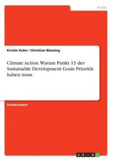 climate action warum punkt 13 der sustainable development goals prioritat haben muss-9783668721012