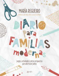 diario para familias modernas-maria regueiro-9788408187752
