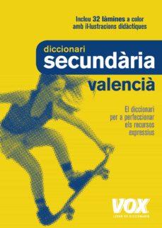 diccionari secundaria valencia (2ª ed.)-9788499742779