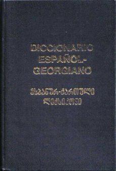 diccionario español-georgiano-9980000005056