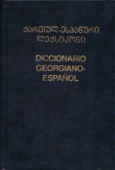 diccionario georgiano-español-9980000007241