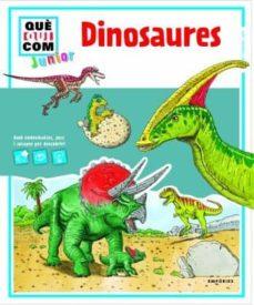 dinosaures (que qui com)-9788497873222
