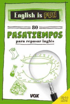 english is fun. 80 pasatiempos para repasar ingles-9788499742694