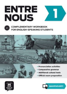 entre nous 1 complementary workbook for english-speaking students. a1-9788416273577