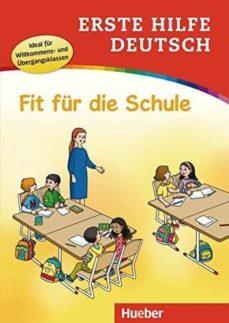 erste hilfe deutsch - fit für die schule-9783193210036