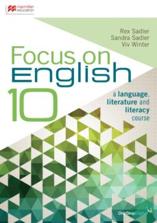 focus on english 10 student book + ebk-9781458650511