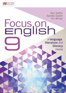 focus on english 9 student book + ebk-9781458650504