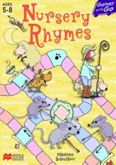 games on the go: nursery rhymes ages 5-8-9781420203141