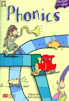 games on the go: phonics-9781420204865