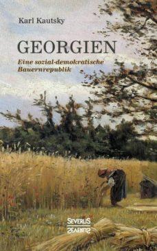 georgien eine sozialdemokratische bauernrepublik-9783963450594