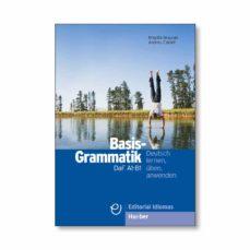 gramatica basica del aleman edicion alemana-9788481410693