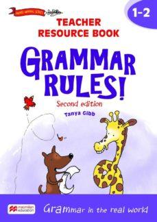 grammar rules! teacher resource book 1-2-9781420236637