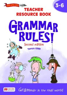 grammar rules! teacher resource book 3-6-9781420236644