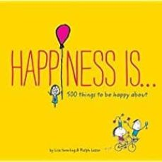 happiness is...-lisa swerling-9781452136004