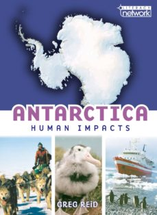 human impacts antarctica topic book-9781420275742
