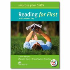 improve your skills: reading for first student s book with key & mpo pack-9780230460935
