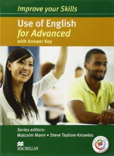 improve your skills: use of english for advanced student s book with key & mpo pack-9780230461970