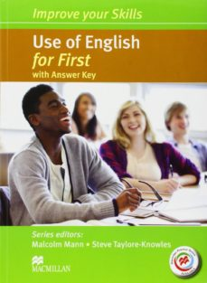 improve your skills: use of english for first student s book with key & mpo pack-malcolm mann-9780230460942