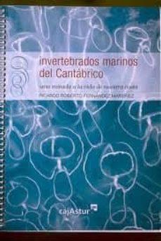 invertebrados marinos del cantabrico-ricardo fernandez martinez-9788479253158