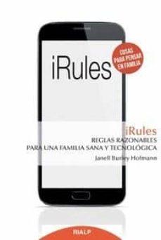 irules-janell burley hofmann-9788432150012