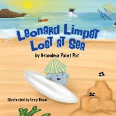 leonard limpet lost at sea-9780993090707
