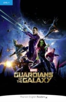 level 4: marvel the guardians of the galaxy-9781292206288