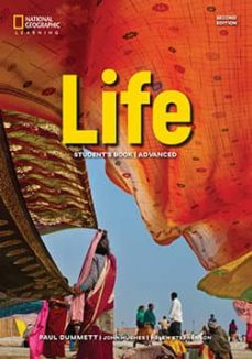 life advanced student s book and app (life, second edition (british english)-9781337286336