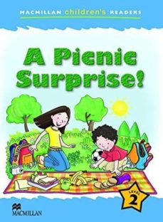 macmillan children s readers: level 2: a picnic surprise-a. cant-9780230010086