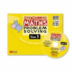 macmillan maths: problem solving box 1-9781420293937