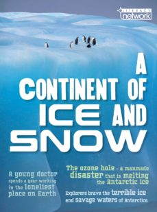 magazine: a continent of ice & snow-9781420275919