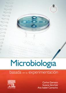 microbiologia basada en la experimentacion-c. gamazo-9788490220856