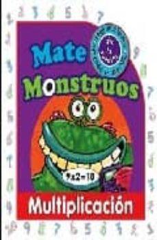 multiplicacion: mate monstruos-9788496891272