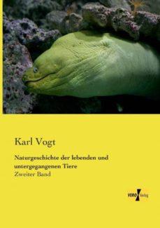 naturgeschichte der lebenden und untergegangenen tiere-9783957386939