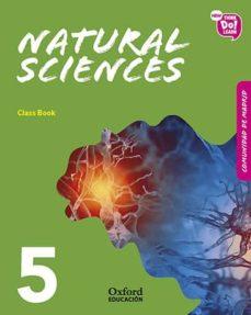 new think do learn natural 5 classbook comunidad de madrid proyecto bilingue-9780190526627